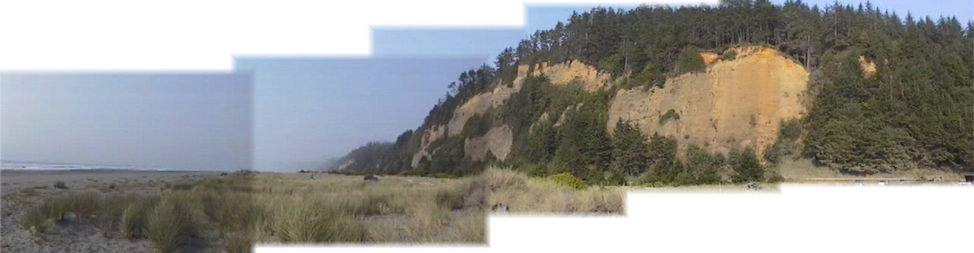 Thumbnail of picture of gold bluffs beach.